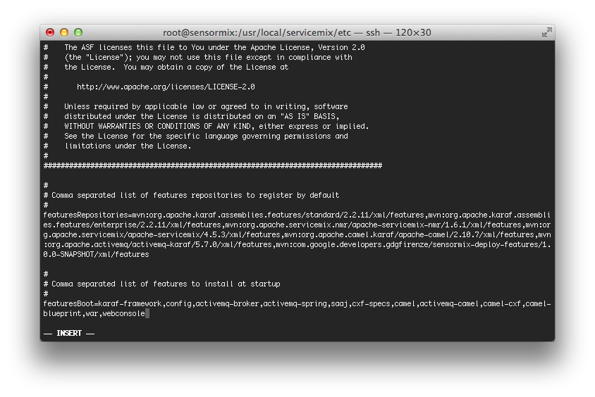 Develop apps with camel and gwt on osgi lets install sensormix malvernweather Image collections